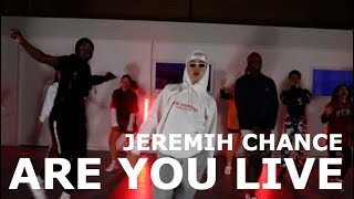 Jeremih Chance - Are you live - Dance Choreography by Sebastian Steven
