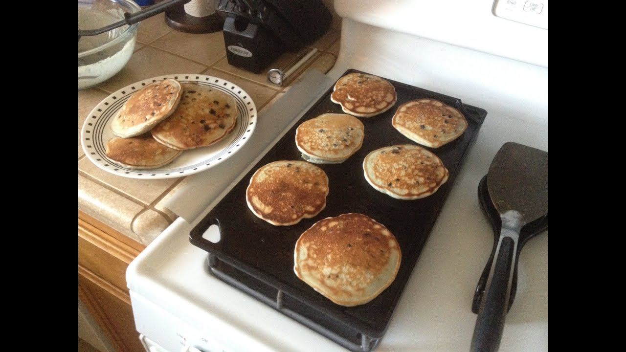 Cast-iron pan for pancakes. The best pan for pancakes 50