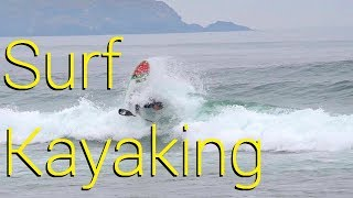 RIDE Surf Kayaks - Ocean Kayak Surfing