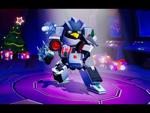 WheelJack's HERE! - Angry Birds Transformers #21