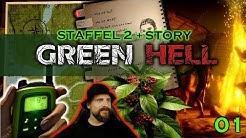 Green Hell deutsch 🌴 S2E01: Story Mode! Wir spielen die Geschichte 🌴 gameplay german