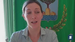La discarica di Valle Cena a fuoco, l'intervista al sindaco Catia Di Fabio