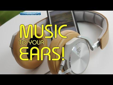 B&O Beoplay H6 Headphones Unboxing & First Look @bangolufsen