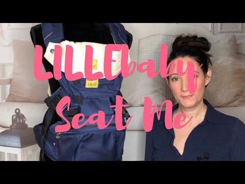 LÍLLÉbaby Seat Me Carrier