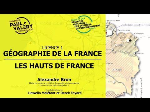 CM L1 GEO DE LA FRANCE Les Hauts de France
