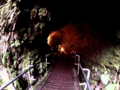 Volcano National Park Thurston Lava Tube