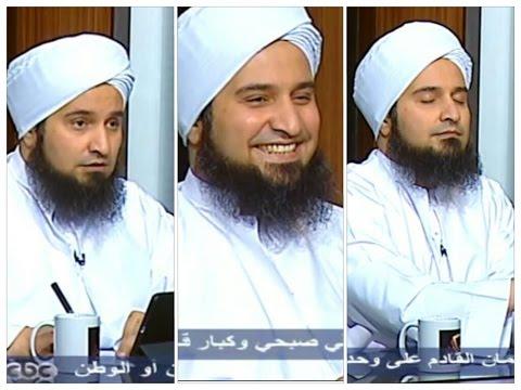 تجميع لردات فعل الجفري على استفزازات اسلام البحيري خلال 5 ساعات من الحوار!!!