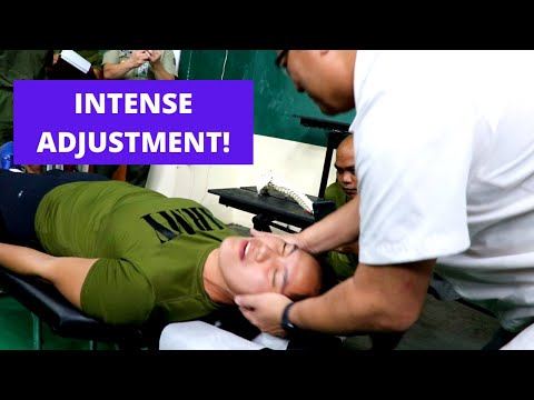 *shocking-screams*-by-army-volleyball-athlete-|-chiropractic-adjustment-by-philippines-chiropractor