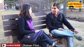 Haryanvi Guy on Valentine's Day  | Lalit Shokeen Comedy |