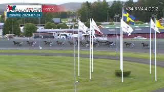 Vidéo de la course PMU PRIX DALATRAVETS STAYERSERIE AVD 5 - MIDNATTSSTAYER