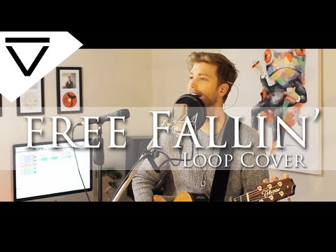 Tom Petty - Free Fallin' (Acoustic Loop Pedal Cover)