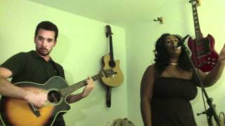 Tarleshia and George- Tyler Perry Audition:  Beautiful Surprise originally by India Arie