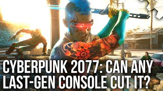 Cyberpunk 2077 Xbox One/X vs PS4/Pro Tested - Can Any Last-Gen Console Cut It?
