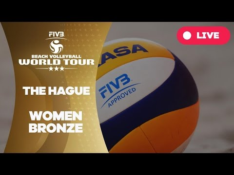 The Hague 3-Star 2017 - Women Bronze - Beach Volleyball World Tour