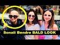 Sonali Bendre Goes Completely BALD After Cancer | SHOCKING Photo