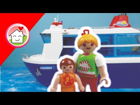 playmobil film deutsch auf kreuzfahrt mit familie hauser. Black Bedroom Furniture Sets. Home Design Ideas