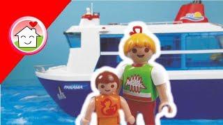 Playmobil Film Deutsch Auf Kreuzfahrt Mit Familie Hauser (Teil1) / Family Stories / Kreuzfahrtschiff