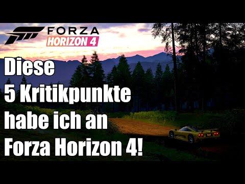 Forza Horizon 4 - Diese 5 Dinge sind aktuell sche*** in Forza Horizon! thumbnail