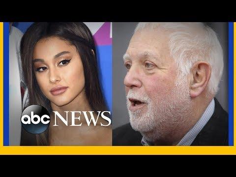 Ariana Grande takes on Grammys producer   GMA