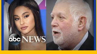 Ariana Grande takes on Grammys producer | GMA