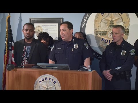 FULL VIDEO: APD Chief Art Acevedo on shooting death of David Joseph