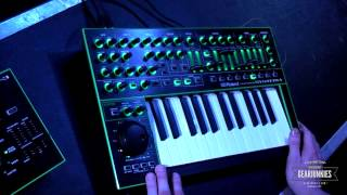 First look at Roland AIRA Series - System-1 Synth