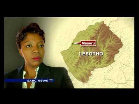 Nthakoana Ngatane on Cyril Ramaphosa in Lesotho