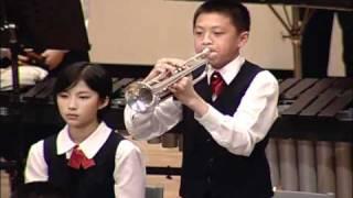 """台北縣中山國中 - Symphonic Dance no.3 """"Fiesta"""""""