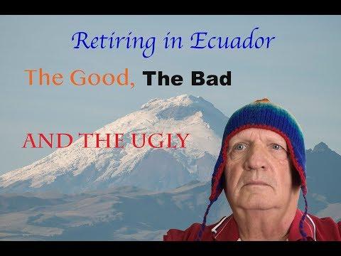 Retiring in Ecuador:
