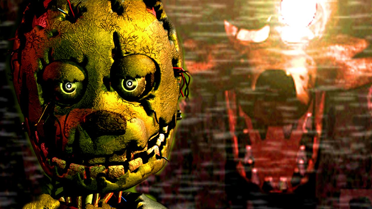 Play Fnaf 3 For Free -