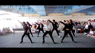 [KPOP IN PUBLIC CHALLENGE] 방탄소년단(BTS) - IDOL 아이돌 cover dance 커버댄스 (5기 머스터 버스킹) by 화양연화