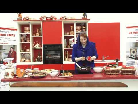 Healthy Cooking Show   Blood Pressure Episode 2