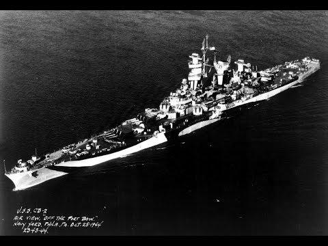 USS Alaska - Guide 105 (Extended)