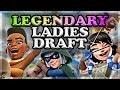 MASSIVE REWARDS - Legendary Ladies Draft Tips 🍊