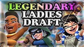 MASSIVE REWARDS - Legendary Ladies Draft Tips 🍊