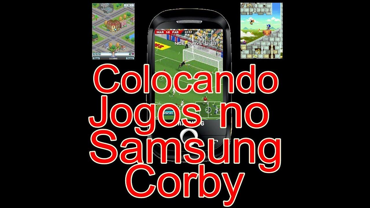 jogos no celular samsung gt-s3850