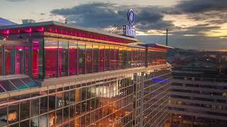 #JerusalemaDanceChallenge at Hilton Prague