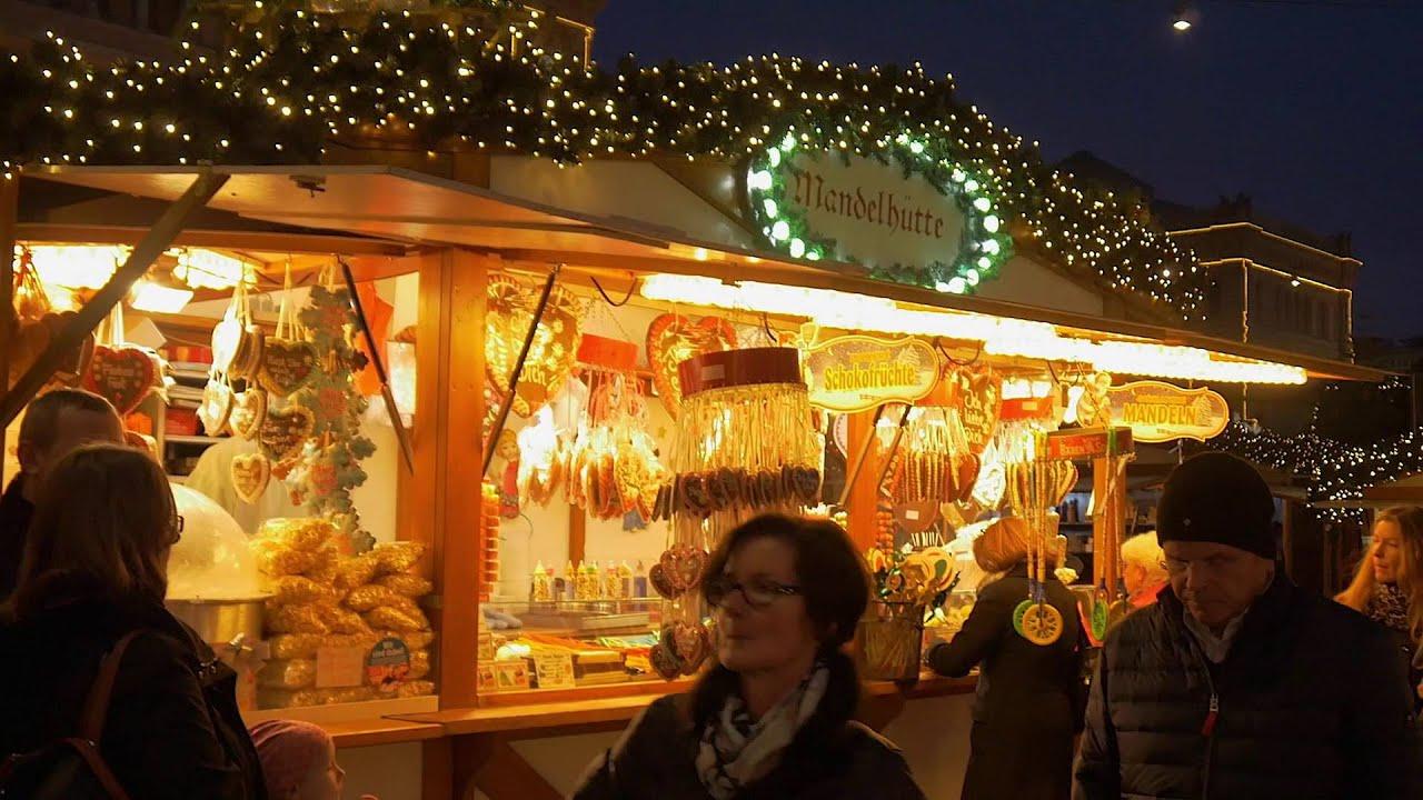 Hannover Weihnachtsmarkt.Hannover Weihnachtsmarkt Christmas Market Hauptbahnhof 2015
