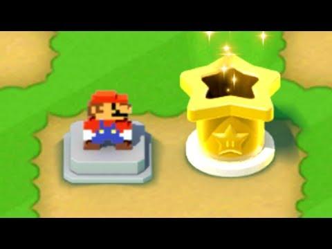 Super Mario Run - Star World Special Course (All Black Coins)