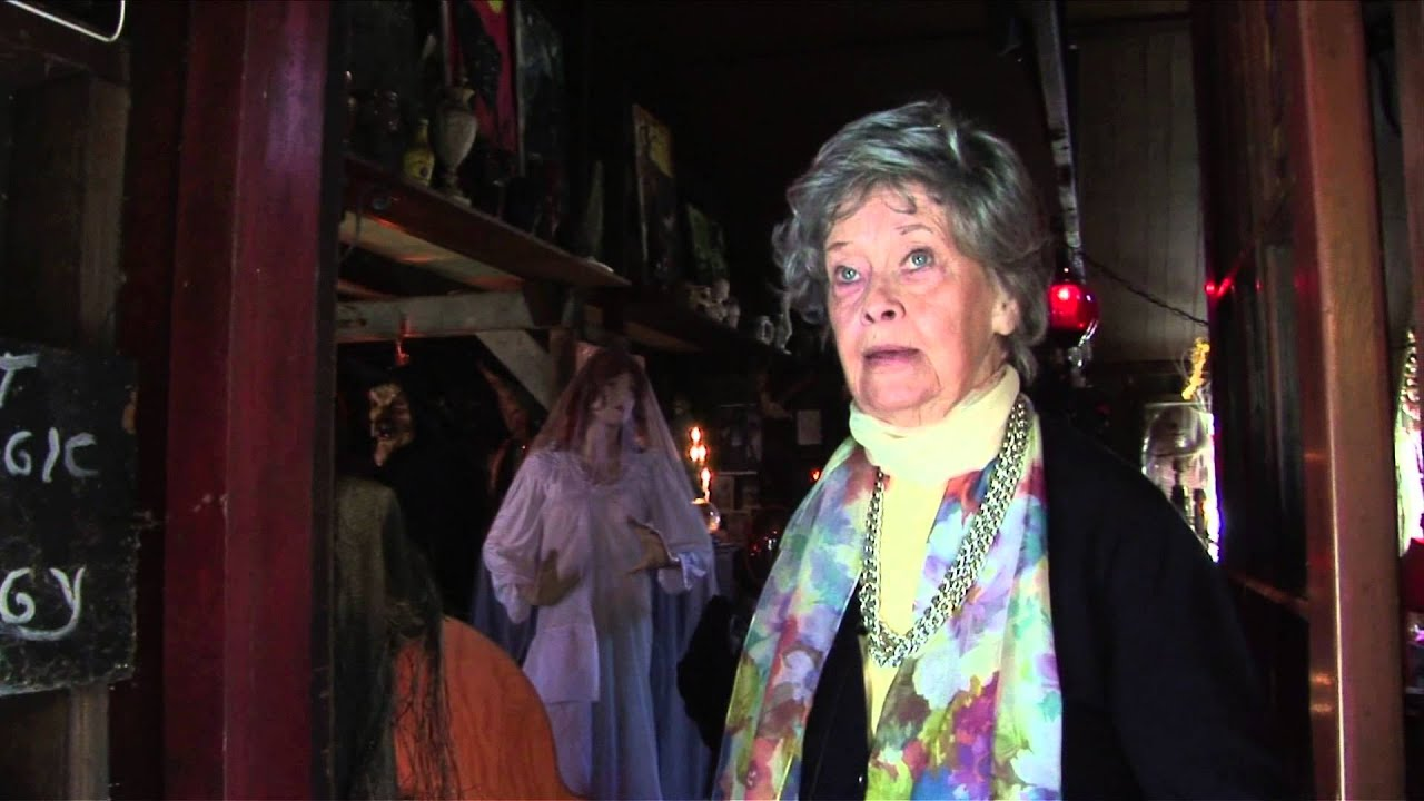 The Conjuring 2013 The Real Lorraine Warren HD YouTube