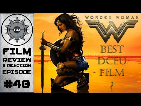 Wonder Woman (2017 Film) Review - Greyshot Productions Film Review/Reaction