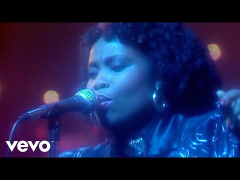 Ruby Turner - If You're Ready (Come Go With Me) (The Tube 7.2.1986)
