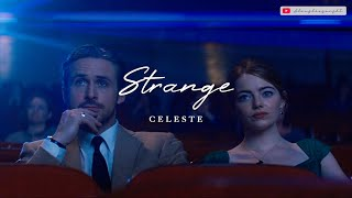 La La Land Music Video (Celeste - Strange 中文歌詞MV )