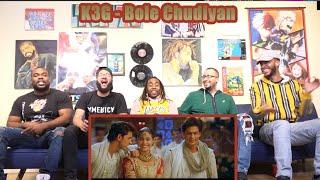 Download Mp3 Bole Chudiyan REACTION Amitabh Shah Rukh Khan Kareena Kapoor Hrithik Roshan