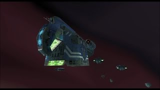 Homeworld Cataclysm: Mission 17 - Naval Base Alpha