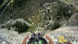 Rope Jumping with Rock