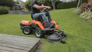 Husqvarna Homeowner Battery Series Rider