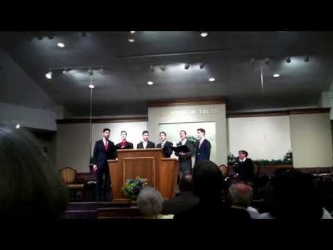 Hold the Fort--Falls Baptist Church Men's Group