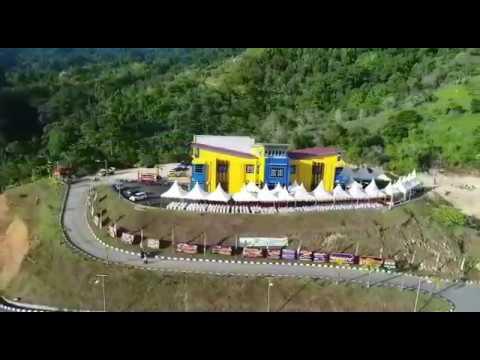Keindahan Wisata Puncak Gemilang Tapak TuaN Aceh Selatan