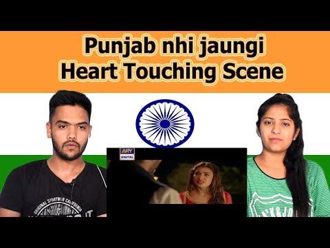 Indian reaction on Punjab nhi jaungi | Heart Touching Scene | Swaggy d